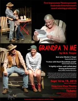 Grandpa web poster