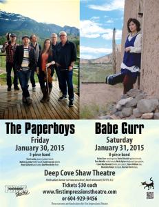Paperboys & Babe Gurr sm